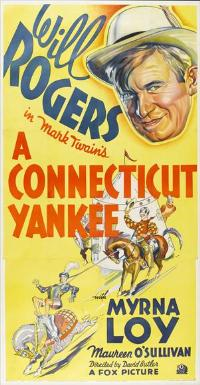 A Connecticut Yankee - 11 x 17 Movie Poster - Style A