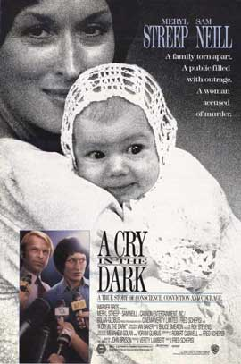 A Cry in the Dark - 11 x 17 Movie Poster - Style A