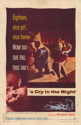 A Cry in the Night - 11 x 17 Movie Poster - Style A