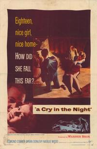 A Cry in the Night - 43 x 62 Movie Poster - Bus Shelter Style A