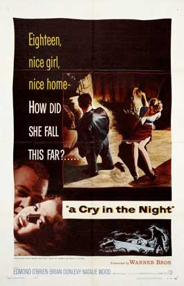 A Cry in the Night - 27 x 40 Movie Poster - Style B