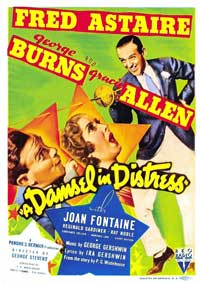 A Damsel in Distress - 11 x 17 Movie Poster - Style B