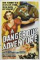 A Dangerous Adventure - 11 x 17 Movie Poster - Style A