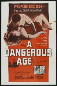 A Dangerous Age - 11 x 17 Movie Poster - Style A