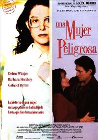 A Dangerous Woman - 27 x 40 Movie Poster - Spanish Style A