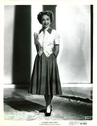 A Date With Judy - 8 x 10 B&W Photo #1