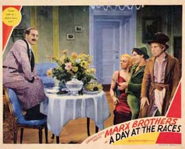A Day at the Races - 11 x 14 Movie Poster - Style F