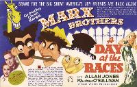 A Day at the Races - 27 x 40 Movie Poster - Style B
