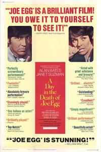 A Day in the Death of Joe Egg - 43 x 62 Movie Poster - Bus Shelter Style A