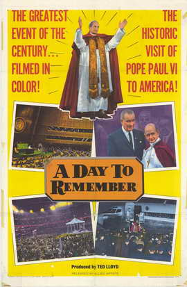 A Day to Remember - 27 x 40 Movie Poster - Style A