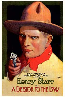 A Debtor to the Law - 27 x 40 Movie Poster - Style B
