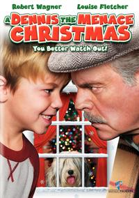 A Dennis the Menace Christmas - 11 x 17 Movie Poster - Style A