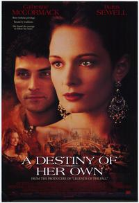 A Destiny of Her Own - 27 x 40 Movie Poster - Style A