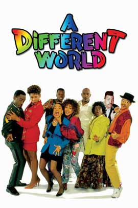 A Different World (TV) - 11 x 17 TV Poster - Style A