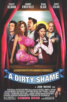 A Dirty Shame - 11 x 17 Movie Poster - Style A