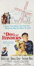 A Dog of Flanders - 20 x 40 Movie Poster - Style A