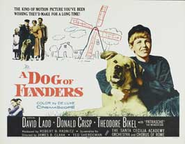 A Dog of Flanders - 27 x 40 Movie Poster - Style A