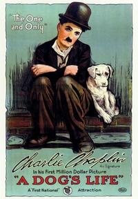 A Dog's Life - 43 x 62 Movie Poster - Bus Shelter Style A