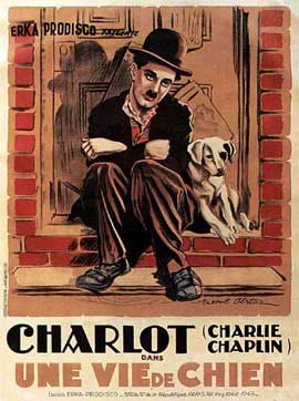 A Dog's Life - 11 x 17 Movie Poster - French Style A