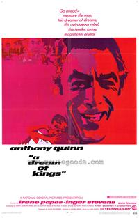 A Dream of Kings - 27 x 40 Movie Poster - Style B