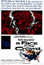 A Face in the Crowd - 27 x 40 Movie Poster - Style A