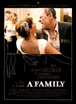 A Family - 11 x 17 Movie Poster - UK Style A