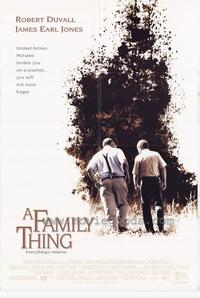 A Family Thing - 27 x 40 Movie Poster - Style A