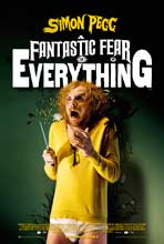 """A Fantastic Fear of Everything"" Movie Poster"
