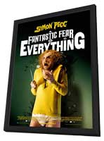 A Fantastic Fear of Everything - 11 x 17 Movie Poster - Style A - in Deluxe Wood Frame