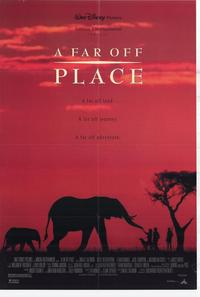 A Far Off Place - 27 x 40 Movie Poster - Style A