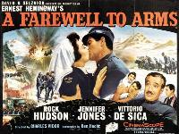 A Farewell to Arms - 30 x 40 Movie Poster UK - Style A
