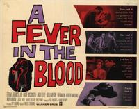 A Fever in the Blood - 11 x 14 Movie Poster - Style A