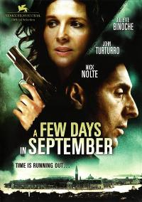 A Few Days in September - 27 x 40 Movie Poster - Style A