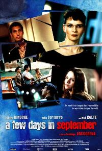 A Few Days in September - 11 x 17 Movie Poster - Style B