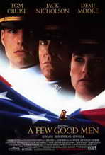 A Few Good Men - 27 x 40 Movie Poster - Style A