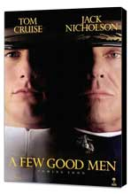 A Few Good Men - 27 x 40 Movie Poster - Style B - Museum Wrapped Canvas