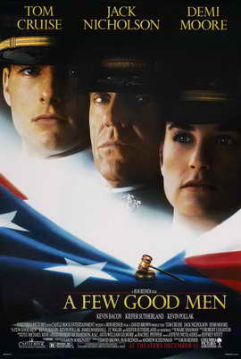 A Few Good Men - 11 x 17 Movie Poster - Style C