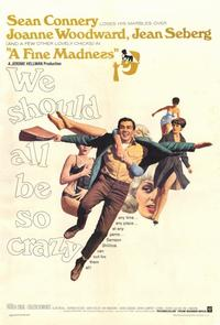 A Fine Madness - 11 x 17 Movie Poster - Style A