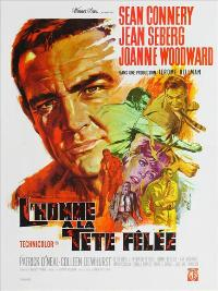 A Fine Madness - 11 x 17 Movie Poster - French Style A