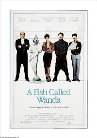 A Fish Called Wanda - 43 x 62 Movie Poster - Bus Shelter Style C