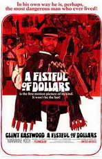 A Fistful of Dollars - 11 x 17 Movie Poster - Style A