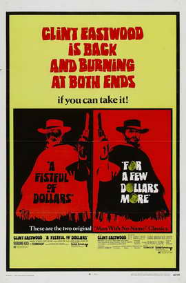 A Fistful of Dollars - 11 x 17 Movie Poster - Style B