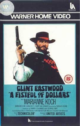 A Fistful of Dollars - 11 x 17 Movie Poster - Style D