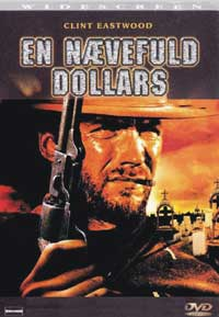 A Fistful of Dollars - 11 x 17 Movie Poster - Danish Style A