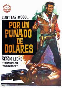 A Fistful of Dollars - 27 x 40 Movie Poster - Swedish Style C