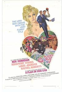 A Flea in Her Ear - 11 x 17 Movie Poster - Style A