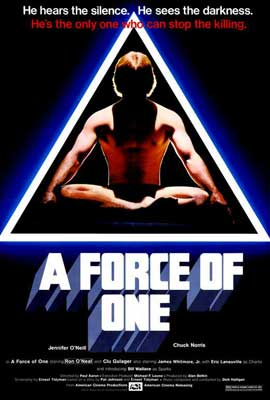 Force of One - 27 x 40 Movie Poster - Style A
