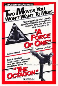Force of One - 11 x 17 Movie Poster - Style B