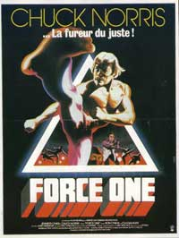 Force of One - 11 x 17 Movie Poster - French Style A