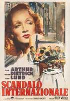 A Foreign Affair - 11 x 17 Movie Poster - Italian Style A